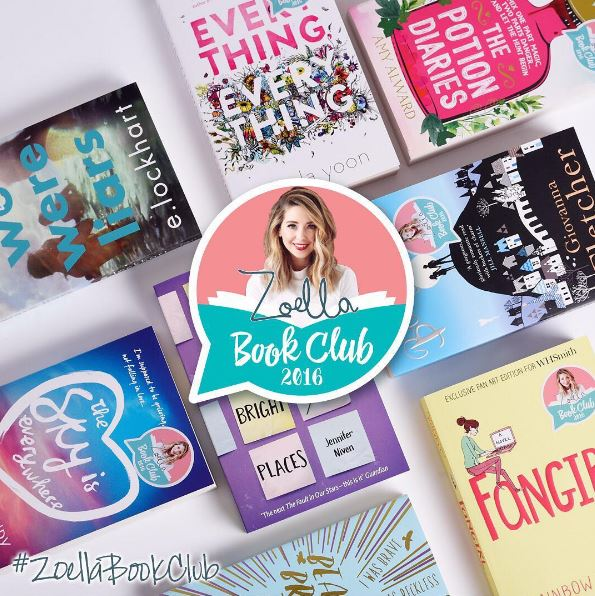 Zoella Book Club