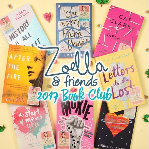 Zoella and Friends Book Club, Vol.1