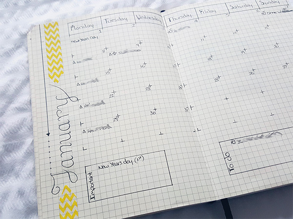 New Year, Journaling and Blogging - Talilifestyle.com