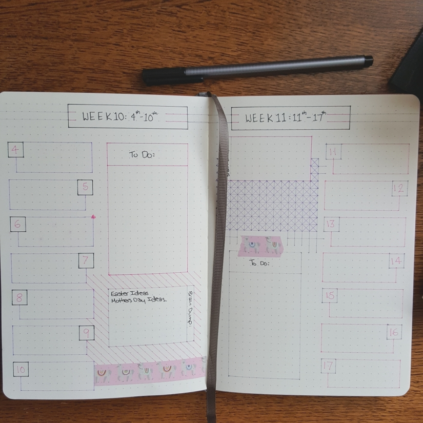 https://talilifestyle.com/2019/03/04/bullet-journal-march/