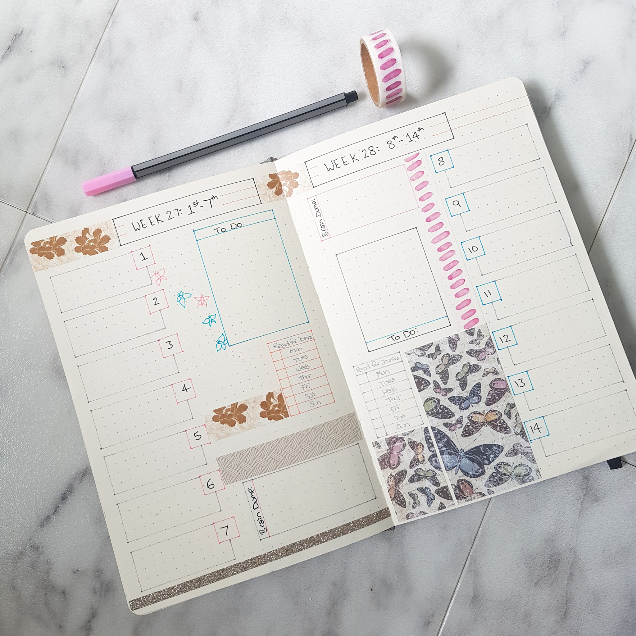 https://talilifestyle.com/2019/07/11/bullet-journal-july/